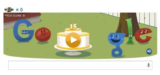 谷歌庆祝15周岁生日:推出蜂鸟算法-郑州网站建设